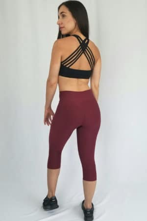 Cropped-Leggings-Burgundy_photo3